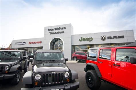 chrysler jeep dodge dealership about us don white 39 s cdjr cockeysville md