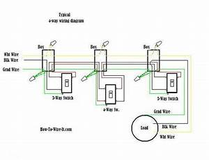 4 Way Switch Wiring Diagram Australia