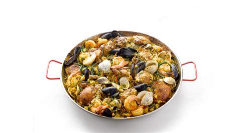 paella recipe martha stewart