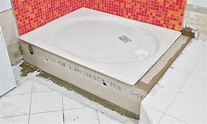 Duschwanne Mit Fliesenkleber Einbauen : duschwanne selber bauen duschwanne einbauen wohnungen zum verkauf dusche ohne duschwanne ~ Eleganceandgraceweddings.com Haus und Dekorationen