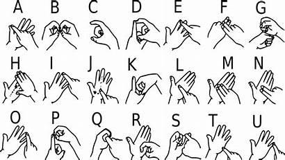 Language Sign Learn English Bsl British Arizona
