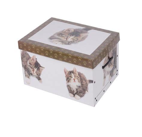 italian decorative cardboard storage box bedroom underbed