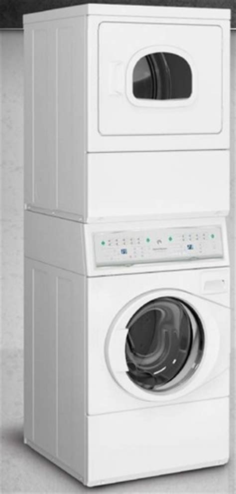 ATGE9AGP173TW01 Speed Queen 3.42 Cu. Ft. Stacked Washer