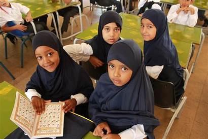 Muslim Northern Gr Students