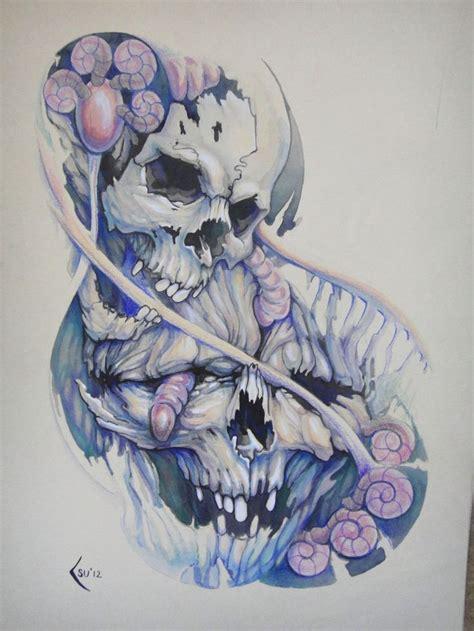 smoke tattoos tattoo designs tattoo skull tattoos  skull smoke tattoo tattoo flash