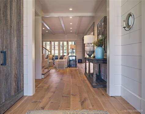 wide plank white oak flooring  nashville tn modern