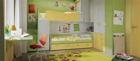 Soluzioni D'arredo Per Le Camere Di Bambini E Ragazzi
