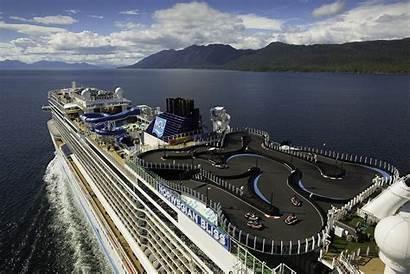 Cruises Cruise Kart Ship Track Miami Norwegian