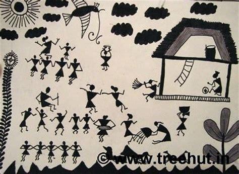 warli art  children