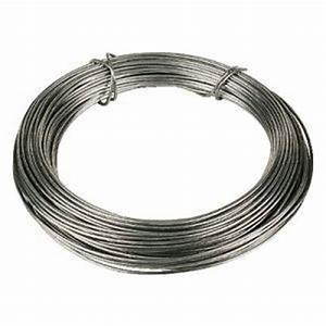 Fil De Fer Recuit : fil de fer galvanise recuit acheter au meilleur prix ~ Dailycaller-alerts.com Idées de Décoration
