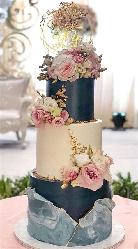 The Prettiest And Unique Wedding Cakes Weve Ever Seen