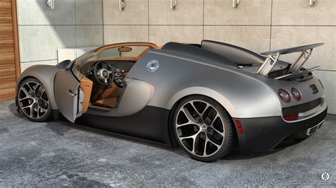 Showed it and 4 other supercars to the. Bugatti Veyron Grand Sport Vitesse close-up by dangeruss on DeviantArt