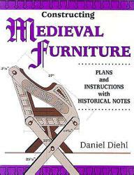 constructing medieval furniture plans  instructions