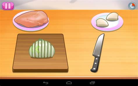jeux de la cuisine de ecole de cuisine de tablette android 83 100 test