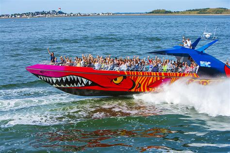 Awesome Toy Jet Boat by Codzilla Boston S Speed Boat Tour Boston Harbor Cruises