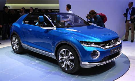 volkswagen  roc concept debuts   geneva auto show