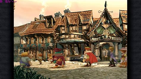 final fantasy ix background mod wip  youtube