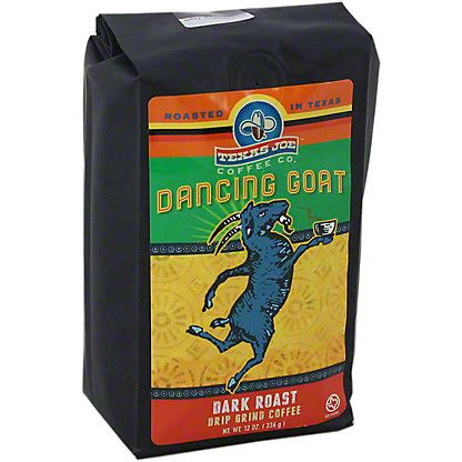Offers house blends with beans mix from java, lombok and flores. Texas Joe Dancing Goat Drip Grind Coffee, 12 oz - Central Market