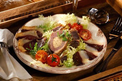 cuisine cepes recette de la salade montalde lafitte