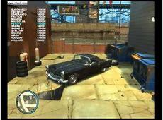 GTA 4 Car Shop Mod ver16 YouTube