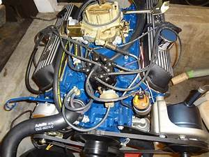 Routing 1970 351w Distributor Vacuum Lines
