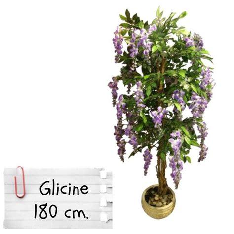 piante da arredo interno piante finte artificiali da arredo interno glicine 180 cm