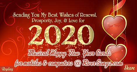 new year cards 2020 happy new year ecards wishes riversongs greeting cards