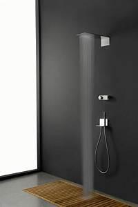 Douche À L Italienne Moderne : douche l 39 italienne avec robinetterie moderne en 99 images ~ Voncanada.com Idées de Décoration