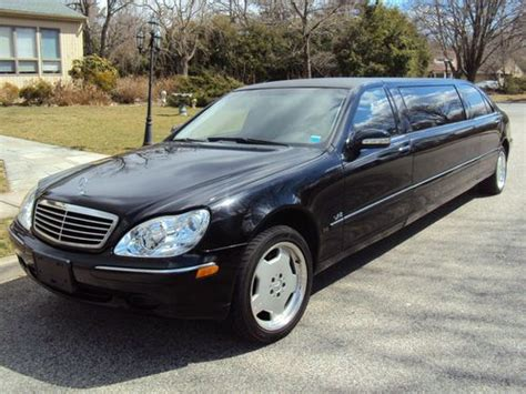 books on how cars work 2002 mercedes benz c class windshield wipe control sell used super rare 2002 mercedes benz s500 stretch limousine very low miles mint cond in
