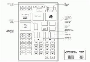2003 Ford F150 4x4 Parts Diagram