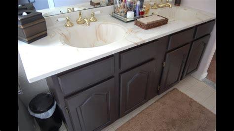 paint bathroom vanity youtube