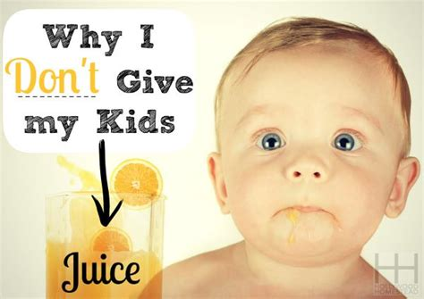 Is Juice Bad For Kids? Whenever I Take My Kids To The Park
