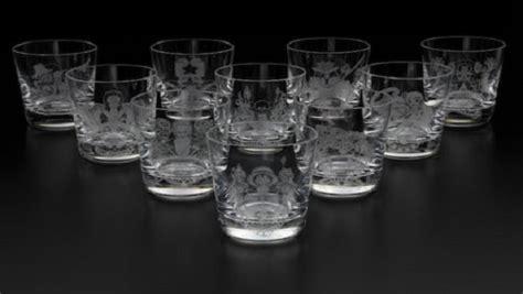 bicchieri di baccarat one baccarat mette in vendita i bicchieri di
