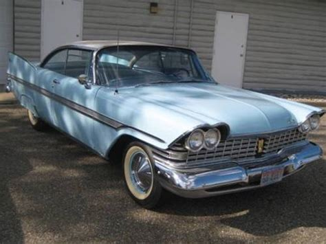1959 Plymouth Fury 2dr Coupe 5.2 V8 Auto For Sale