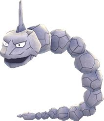 pokemon lets  onix moves evolutions locations