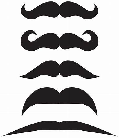Mustache Clip Clipart Transparent Thing Yopriceville Stencil