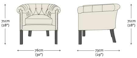 tub chairs lewis lewis tub chair chairs from sofas by saxon uk