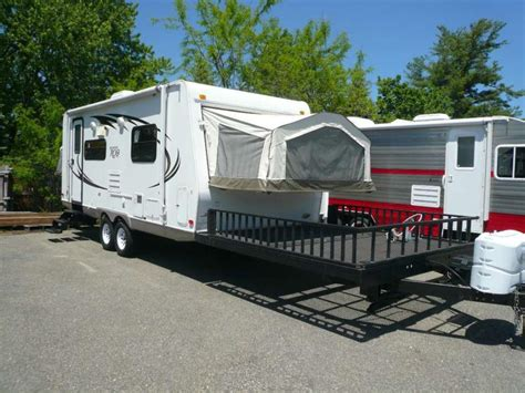 Kitchen Island With Sink - 2004 forest river rockwood roo 232 rvs for sale