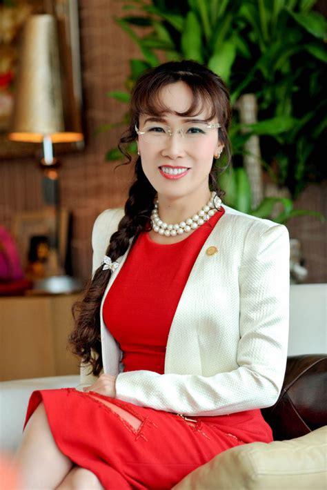 vietjet president ceo nguyen thi phuong thao  vietnam