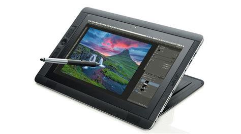 wacom cintiq companion tablet ephotozine touchscreen