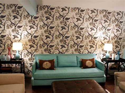 apply wallpaper hgtv