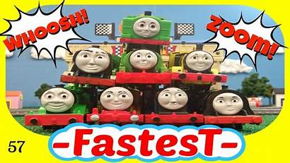 Trackmaster Thomas Friends Fastest