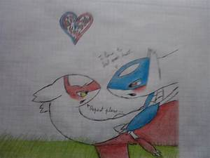 Latios and Latias love by terranova-3 on DeviantArt