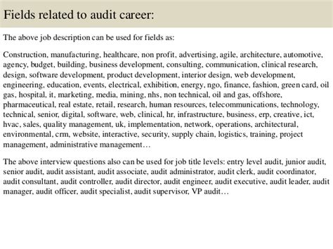 Audit Questions And Answers by Top 10 Audit Questions And Answers