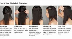 Step By Step Instructions For Installing Your Kesh Hair