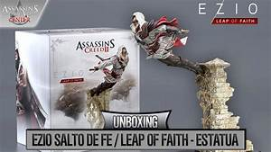 Assassin's Creed | 2016 | Unboxing Statue Leap of Faith ...