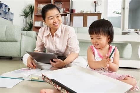 find a nanny or in singapore childcare and babysitting