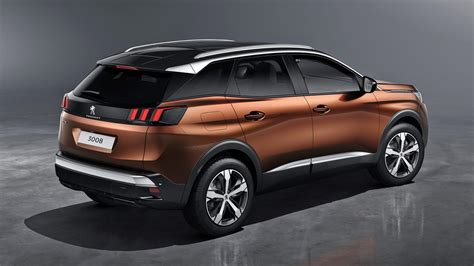 Peugeot News by Peugeot Unveils The New 3008 Suv Fitmycar Road Journals