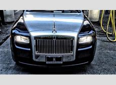 Rapper The Game Has a New Rolls Royce Ghost autoevolution