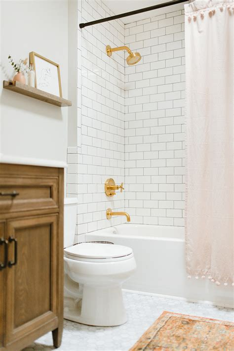 modern bathroom remodel  home depot